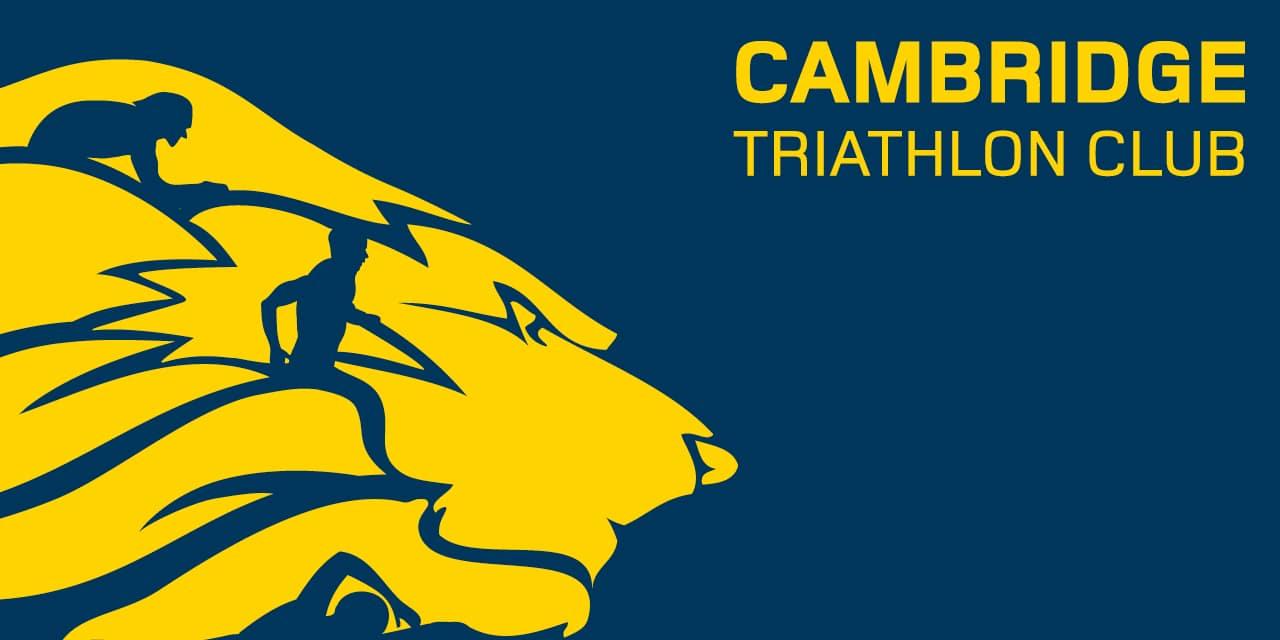 Logo Design for Cambridge Triathlon Club Branding by 2idesign Graphic Design Agency Cambridge